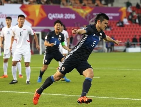 U23 Nhat Ban pho truong suc manh tai giai U23 chau A hinh anh