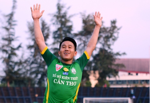 Can Tho thang dam nhat vong 5 V.League hinh anh
