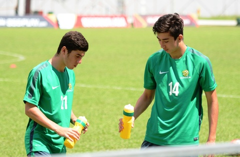 U16 Australia duoc uu ai truoc tran chung ket gap Viet Nam hinh anh