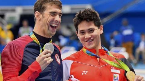 doan the thao viet nam du olympic hinh anh