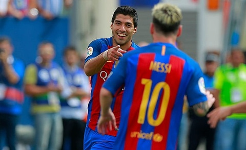 barcelona thang dam leganes hinh anh