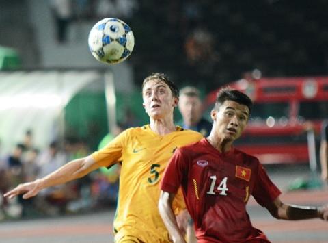 U16 Viet Nam muon phuc thu Australia o giai chau A hinh anh
