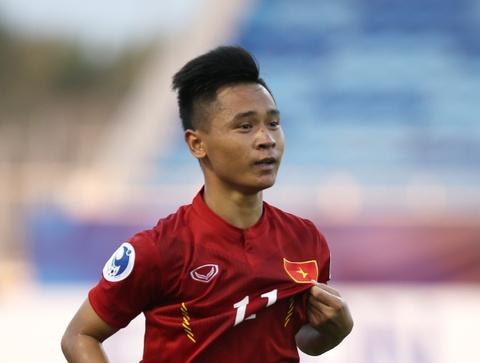Ho Minh Di, chang lun tai nang cua U19 Viet Nam hinh anh