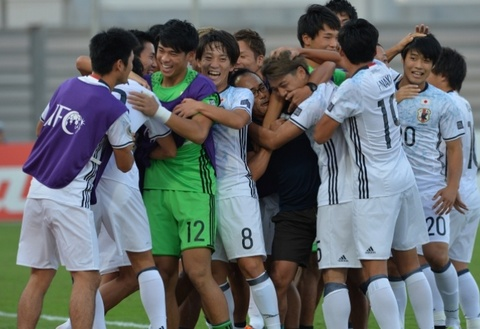 U19 Nhat Ban gap U19 Viet Nam o ban ket giai chau A hinh anh