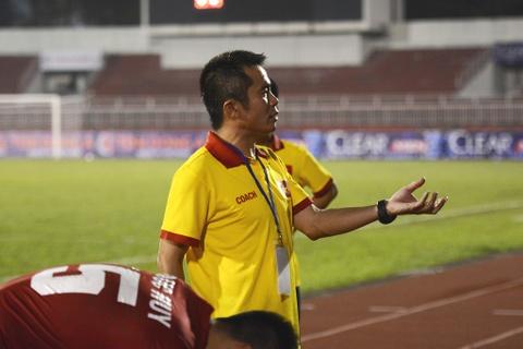 HLV U21 Viet Nam trach mang hoc tro sau tran hoa Myanmar hinh anh