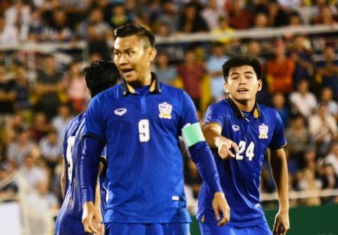 U21 Thai Lan tuyen bo se loai U21 Viet Nam hinh anh