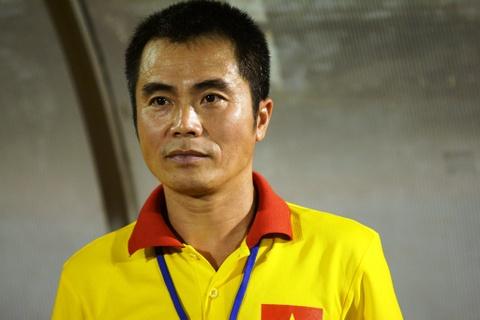 HLV U21 Viet Nam: 'Thua doi manh hon la chuyen duong nhien' hinh anh
