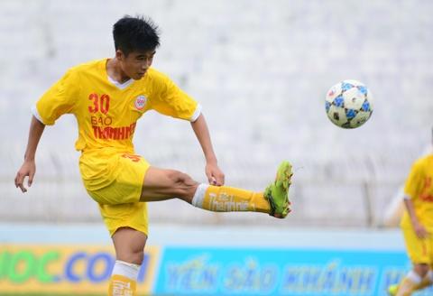 Doi bong tre cua bau Hien gap lai PVF o chung ket U19 hinh anh