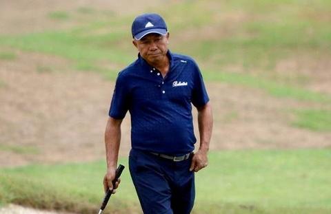 Tay golf Viet Nam gianh ve di chau Au hinh anh