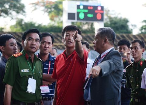BTC san Can Tho chao thua CDV Hai Phong hinh anh