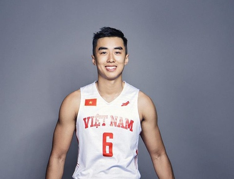 Ngoi sao bong ro Viet kieu Stefan Nguyen du SEA Games 29 hinh anh