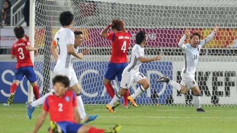 U23 Han Quoc thua U23 Nhat Ban 2-3 du dan truoc 2-0 nam 2016 hinh anh