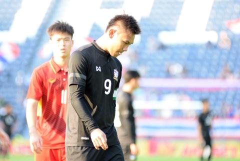 HLV U23 Thai Lan dung tran thua Viet Nam de nhac nho hoc tro hinh anh