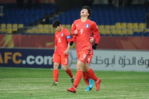 Tran thua tiec nuoi cua U23 Viet Nam truoc Han Quoc hinh anh 9