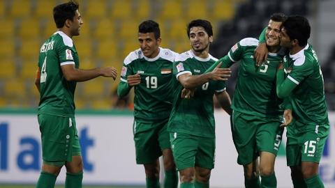 U23 Iraq vuot troi U23 Viet Nam ve kinh nghiem hinh anh
