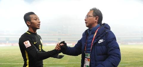 U23 Malaysia san sang gay soc truoc U23 Han Quoc hinh anh