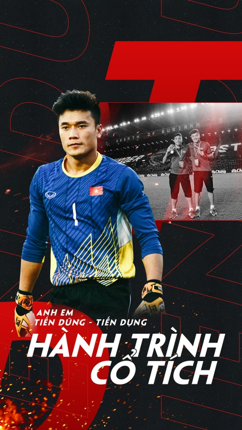 Anh em Tien Dung - Tien Dung: Hanh trinh co tich hinh anh 1