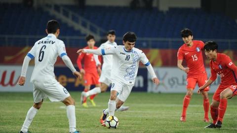 10 diem nhan dang chu y truoc tran U23 Uzbekistan vs Viet Nam hinh anh 4