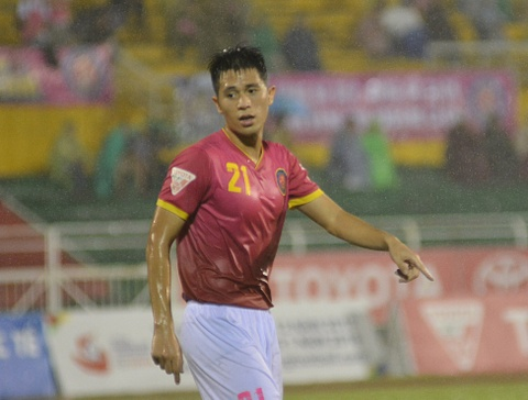 Trung ve U23 Viet Nam ve khoac ao doi bong bau Hien hinh anh