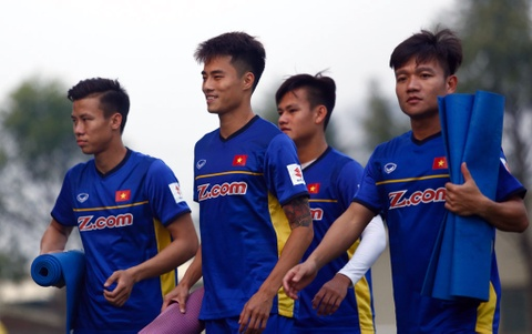 Dieu chinh lich thi dau V.League vi tran Jordan vs Viet Nam hinh anh