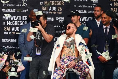 Hop bao Mayweather va McGregor: Xung danh tro he hinh anh