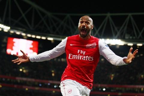 Thierry Henry va nhung buoc chay dang nho cua 'Dua con than gio' hinh anh 6