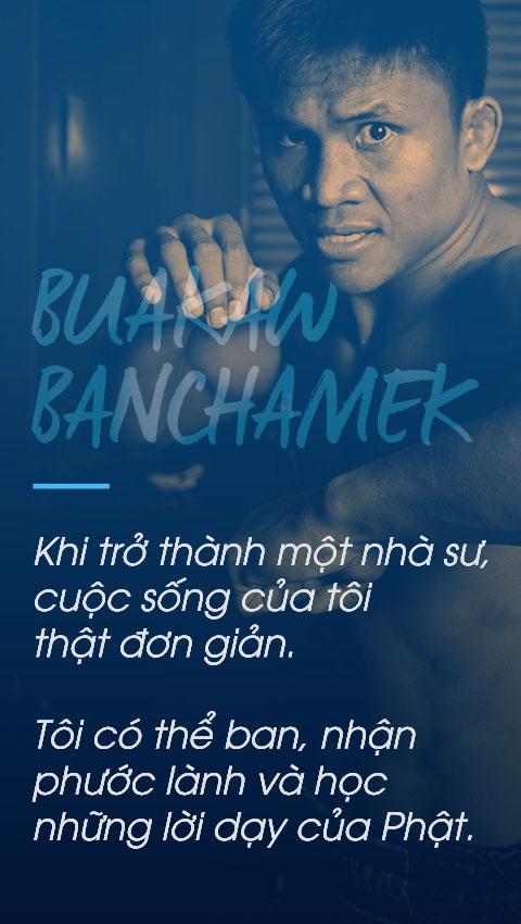 'Thanh Muay Thai' Buakaw: Mot nha su, mot cu nhan va mot huyen thoai hinh anh 3