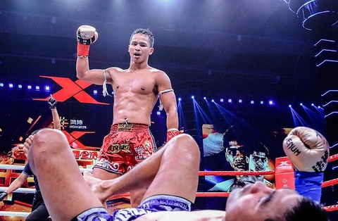 Superbon va quyet dinh dua vo si vo danh thanh kickboxer so 2 the gioi hinh anh 1