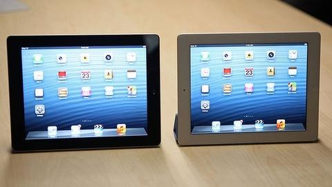 Sau iPhone 5, den luot iPad 4 bi khai tu hinh anh