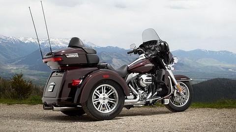 Harley-Davidson trinh lang xe 3 banh 1.690 phan khoi hinh anh
