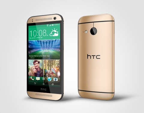 HTC One mini 2 ra mat, loai bo camera Ultrapixel hinh anh
