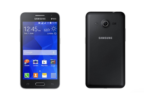 Doi thu cua Lumia 630 tu Samsung lo gia ban tai VN hinh anh