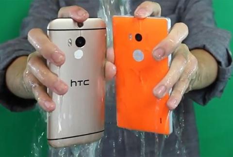 HTC One M8, Lumia 930 dap lai thach thuc doi nuoc da tai VN hinh anh
