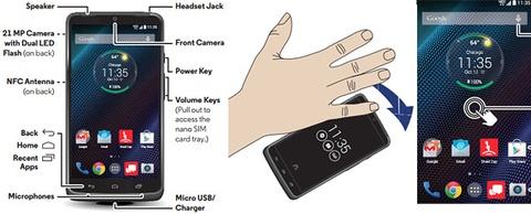 Ro ri mau Motorola Droid Turbo pin 3.900 mAh hinh anh