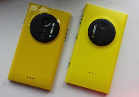 Dien thoai nhai Lumia 1020 gia gan 700.000 dong hinh anh