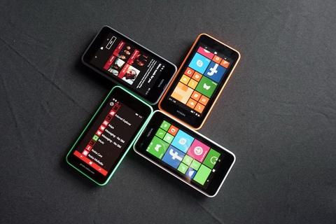 Nokia Lumia 530 giam gia manh tai nhieu nuoc hinh anh