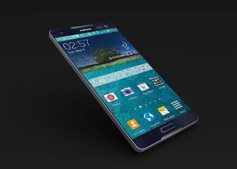 Galaxy S6 lo cau hinh manh me tren trang Antutu hinh anh