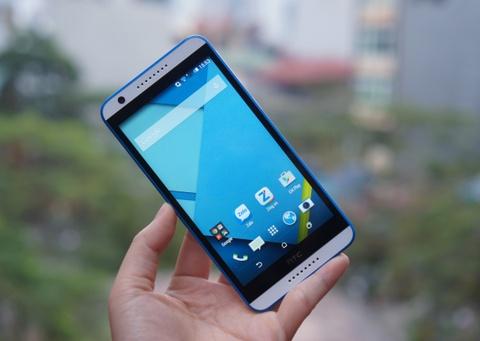 HTC Desire 816G bat ngo giam gia con 4,5 trieu dong hinh anh