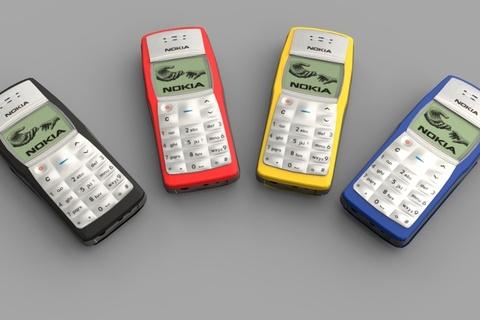 Nokia 1100 chay Android 5.0 dang duoc thu nghiem hinh anh