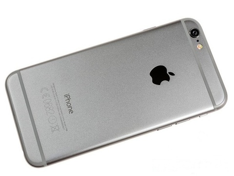 iPhone 6S co RAM 2 GB, camera 12 megapixel hinh anh