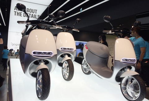 smartscooter hinh anh