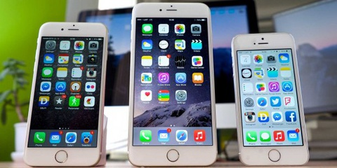 Man hinh chu iPhone thay doi ra sao qua cac nam? hinh anh