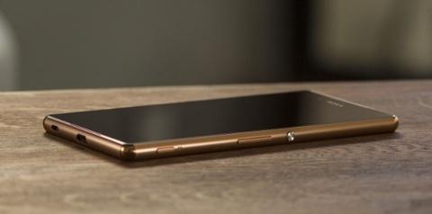 Sony xac nhan Xperia Z3+ gap loi nong may hinh anh