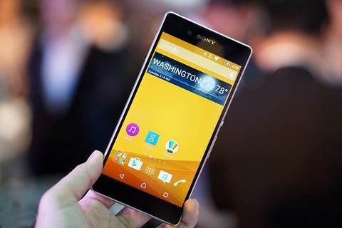 4 smartphone man hinh Full HD tot nhat thi truong hinh anh