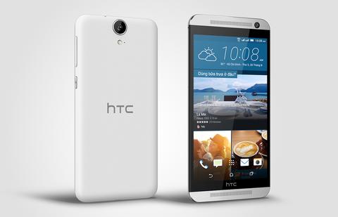 HTC One E9 Dual SIM len ke tai VN voi gia 8,7 trieu hinh anh