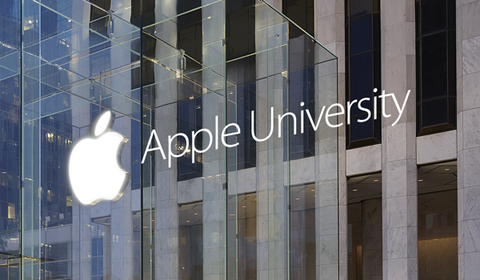 apple university hinh anh