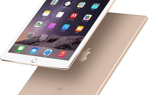 iPad Air 3 mong 5 mm, man hinh sieu net hinh anh