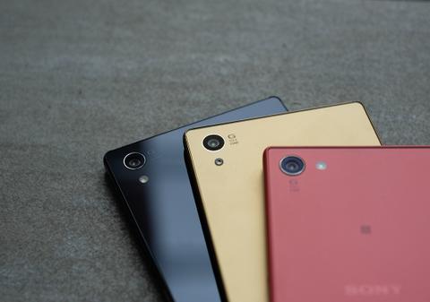 Samsung muon dung cam bien camera Xperia Z5 cho Galaxy S7 hinh anh