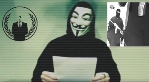 Anonymous tong tan cong, xoa so 20.000 tai khoan Twitter IS hinh anh