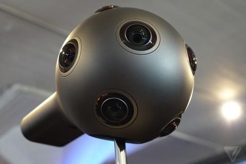 Camera 360 do gia 60.000 USD tu Nokia hinh anh